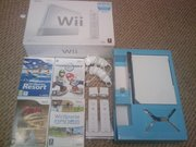 Nintendo Wii Console 4 Games MotionPlus